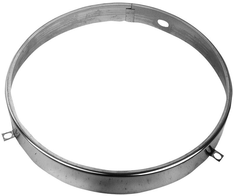 Headlamp Retainer Ring Wscrews